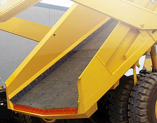 Riley Mining Equipment - Haul Truck Liners
