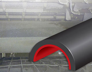 Riley Mining Equipment - Tube Covers